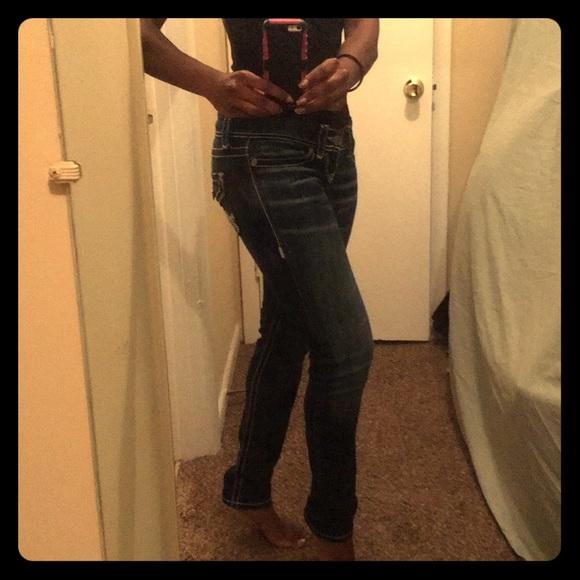 Buckle Denim - BKE Stella Slim Cut Jeans